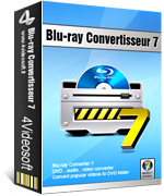 Blu-ray Convertisseur box