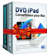 DVD to iPad Suite for Mac