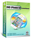 DVD iPhone 4S Convertisseur box-s