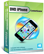 DVD iPhone Convertisseur box