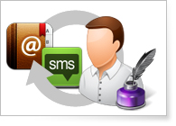Backup iPhone SMS et Contacts