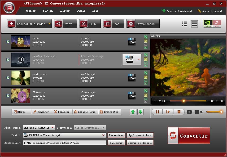 the best HD Video Converter