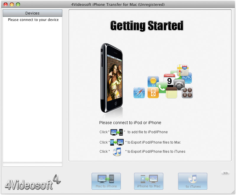 4videosoft ipod to computer transfer 3.3.18